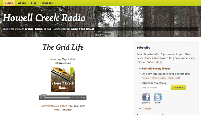 Howell Creek Radio